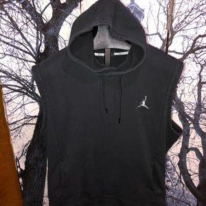 Nike Jordan Men's Sleeveless Hoodie